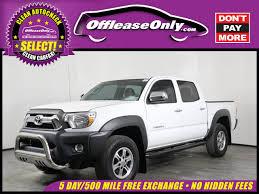 Toyota Tacoma Trucks For Sale In Orlando, FL 32803 - Autotrader