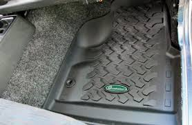 Quadratec Vs Rugged Ridge Floor Liners by 2004 Jeep Wrangler Bedrug Install Cooler Than Carpet