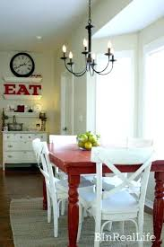 Farmhouse Dining Room Chandelier Lighting Modern Style Chandeliers