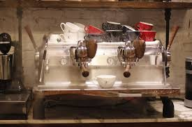 SaiGon Coffee Roastery Slayer Espresso Machine