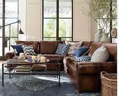 leather sofa living room ideas centerfieldbar com