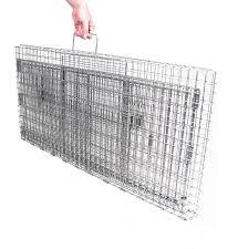 live cat trap tomahawk drop trap