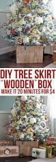 Seashell Christmas Tree Skirt by Best 25 Make Christmas Tree Ideas On Pinterest Christmas Wall