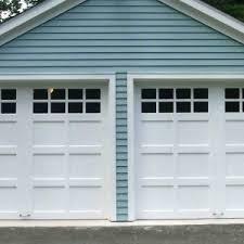 Door Modern Home Exterior Decoration With Overhead Door Ct And