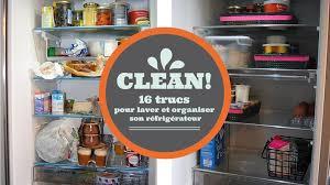 16 trucs pour laver et organiser réfrigérateur diaporama photo