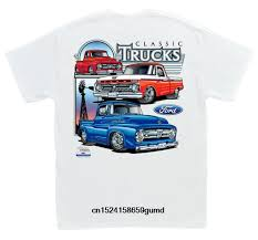 Funny Men T Shirt Women Novelty Tshirt Ford Classic Trucks White ... The Long Haul 10 Tips To Help Your Truck Run Well Into Old Age 1966 Ford 100 Twin Ibeam Classic Pickup Youtube 1947 F1 Last In Line Hot Rod Network Trucks 2011 Buyers Guide My 1955 Ford F100 Trucks Pinterest And 1932 Roadster Custom Sales Near Monroe Township Nj Lifted Vintage Wonderful The Begins Blur