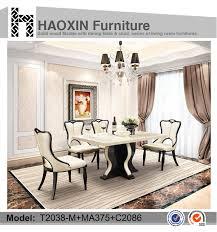 Set White Dining Table Product Description T2038 M MA375 C2086