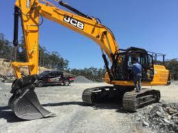 100 Jcb Melbourne The Woolgoolga Quarry Praises JCB CEA On Service Support