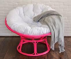 prodigious indigo suede papasan chair cushion plus bowl s indigo