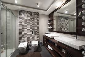104 Modern Bathrooms 70 Sleek Primary Bathroom Ideas Photos Home Stratosphere
