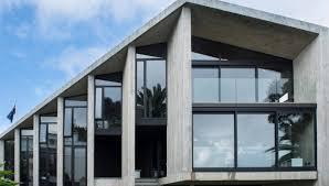 100 Concrete House Designs Grand NZ Ambitious Concrete House Brings Unseen Challenges