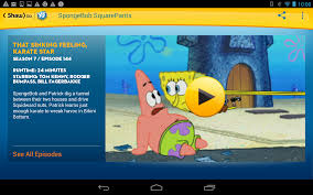 That Sinking Feeling Spongebob by Shaw Go Ytv 1 7 2 Apk Download Android Entertainment Games