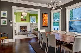 Interior Design Trends For Winter 2015 Dining Room 2