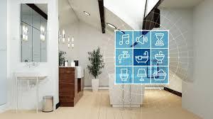 smart home so könnte ein vernetztes badezimmer aussehen