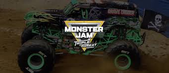 100 Monster Trucks Nj Jam Triple Threat Series Newark NJ S Monthly
