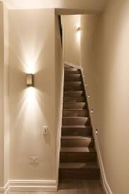 led stair lights outdoor staircase lighting fixtures deck kits