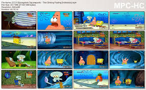 spongebob that sinking feeling facebook 100 images animator