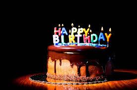 Chocolate Cake clipart happy birthday 5