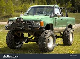 Tricked Out 4 X 4 Lift Kit Large Stock Photo (100% Legal Protection ...