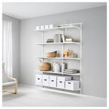 shelves shelving units ikea