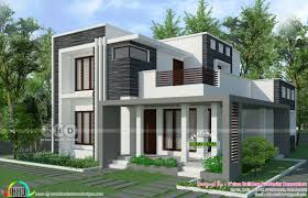2800 Square Feet, 5 Bedroom Flat Roof Modern Home - Kerala Home ... Extraordinary Idea 12 Khd Home Design Kerala Array Gallery Elegant Small Model House And Houses Contemporary Unique Plan Floor 3 Bhk Contemporary Box Type Home Design Floor Plans Modern Plans Erven 500sq M Simple Modern In Philippine Attic Designs Interior Innovation Rbserviscom 6 2014 Ideas Elevation Of Buildings With And 1jjayaruban Civil