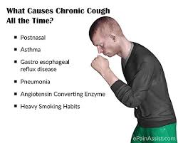 What Causes Chronic Cough Treatment & Home Reme s to Get Rid of it