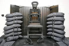chambre à gaz états unis peine de mort chaise électrique chambre à gaz ou peloton d