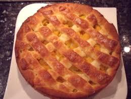aprikosen pudding kuchen