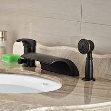 Who Makes Mirabelle Bathtubs by Mirabelle Mirvl4rtorb Oil Rubbed Bronze Vilamonte Deck Mounted