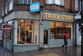 100 Truck Store Oxford Record Shop On Cowley Road This Is Pop