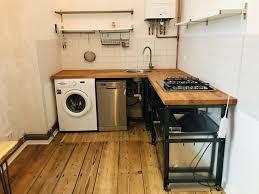 küche küchenzeile einbauküche arbeitsplatte vollholz holz k ikea