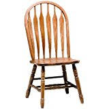 Amazon Solid Oak Chairs Kitchen & Dining Room Furniture