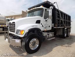 100 Dump Truck Services 2004 Mack CV713 Granite Dump Truck Item DB8665 SOLD Aug