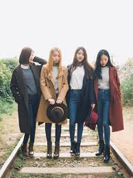 2016 Korean Spring Look Outfit Inspirations Celebrity Fashion Trends And Beauty Tips