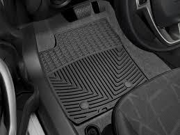 Weathertech Floor Mats 2015 F250 by 2015 Ford Fiesta All Weather Car Mats All Season Flexible