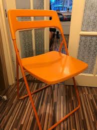 ORANGE FOLDING CHAIR | In Weston-super-Mare, Somerset | Gumtree Charles Bentley Folding Fsc Eucalyptus Wooden Deck Chair Orange Portal Eddy Camping Chair Slounger With Head Cushion Adjustable Backrest Max 100kg Outdoor Fniture Chairs Chairs 2 Metal Folding Garden In Orange Studio Bistro Lifetime Spandex Covers Stretch Lycra Folding Chair Bright Orange Minimal Collection 001363 Ikea Nisse Kijaro Victoria Desert Dual Lock Superlight Breathable Backrest Portable 1960s Retro Peter Max Style Flower Power Vinyl Set Of Flash Fniture Ty1262orgg Details About Balcony Patio Garden Table