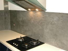 beton ciré cuisine beton cire pour credence cuisine get green design de maison