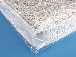 CRESNEL 4 Mil mercial Heavy Duty Super Strong Clear Mattress