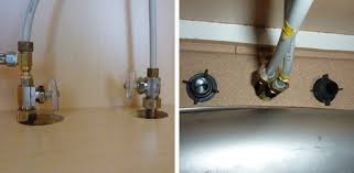 how to install a kitchen sink interesting kitchen sink water lines