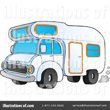 Creative Caravanas Camiones Vectores En Stock Clipartme