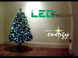 Small Fibre Optic Christmas Trees Sale by Led Fiber Optic Christmas Trees On Sale Now Ledtrees Com Youtube