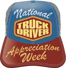 Did You Know It Was National Truck Drivers Appreciation Week? Honk ... 2016 National Truck Driver Appreciation Week Recap Odyssey Celebrating Eagle Highway Heroes Its Shirt Southern Glazers Wine Spirits Recognizes Drivers During Archives Mile Markers Blogging The Road Ahead 18 Fun Facts You Didnt Know About Trucks Truckers And Trucking Freight Amsters Holland Professional Happy Youtube 2017 Drive For