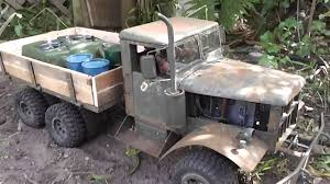 100 Rc Army Trucks Project Fatbetty Teaser Video And Show N Tell Home Made Steel