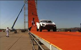 100 Truck Jump Going Real Big Team Hot Wheels To Attempt Record At Indy 500