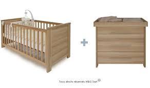 chambre bébé bois naturel lit bebe evolutif bois naturel pi ti li