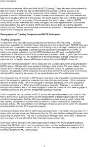 UMTRI Report Evaluation Of The Michigan Center For Truck Safety ... Truck Driver Jobs In Michigan Best Image Kusaboshi Com With Nettts Blog New England Tractor Trailer Traing School Imperial Beverage Drivers Need In Kalamazoo Mi Fcg Intertional Driving Vintage Advertising Art Cdl Refresher Swift Phoenix Arizona Automatic Transmission Semitruck Now Available Daftar Harga Trucking News Schools Info Termurah 2018 Drug Testing Policies For Cdl Knowledge Sub Zero Transportation Refrigerated Transport Omaha Ne Lake Cumberland Elizabethtown Ky