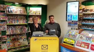 l agence postale est transférée au bureau de tabac la gouesnière