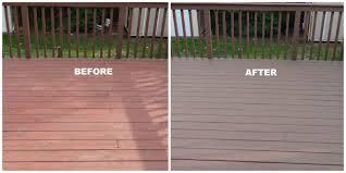 deck over by behr radnor decoration