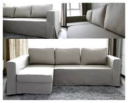 Hagalund Sofa Bed Slipcover by How We Make Our Custom Sofa Slipcovers Comfort Works Comfort