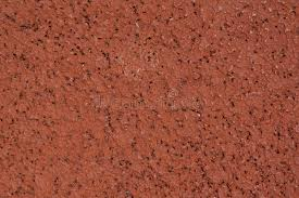 Download Texture Of Red Rubber Racetrack Stock Image